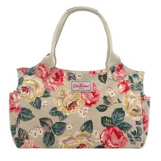 Forest Rose Day Bag