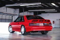 Matt Snow's 1993 SVT Cobra is Backed by Insane NASCAR Power - Hot Rod Network