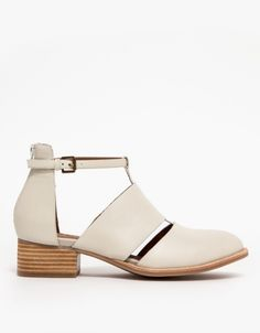 Jeffrey Campbell Carina in Ivory, $180
