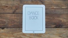 A multimedia eBook combining dance, writing, music, film, design, photography, and technology to tell a story.