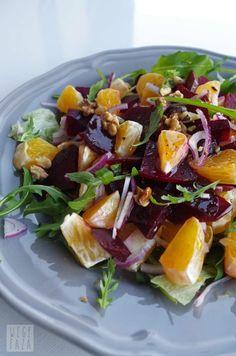 Fruit Salad, Cobb Salad, Salads, Food And Drink, Vegan, Dinner, Fitness, Blog, Impreza