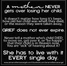 CHILD GRIEF