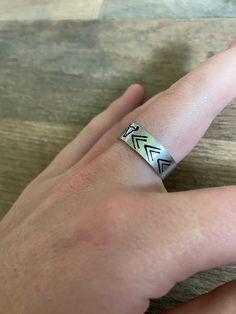 Ring Crafts, Thumb Rings, Bending, Boho Rings, Metal Stamping, Country Girls, Rust, Wedding Rings, Turquoise