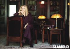 Barbra honored with Glamour's Lifetime Achievement Award | The Official Barbra Streisand Site
