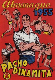 Pacho Dinamita Almanaque 1955