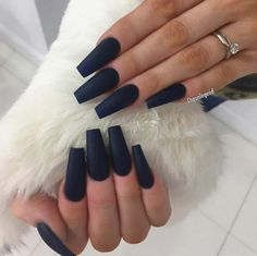 Nail Art Ideas For Coffin Nails - Made in the USA - Easy, Step-By-Step Design For Coffin Nails, Including Grey, Matte Black, And Great Bling For Instagram Ideas. Includes Everything From Kylie Jenner Ideas To Nailart For Short Nails, Long Nails, And Beautiful Shape And Colour Like Pink. Polish For Jade, Glitter, And Even Negative Space - https://www.thegoddess.com/nail-ideas-coffin-nails