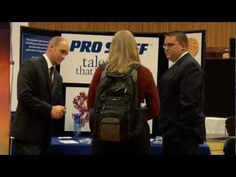 How to Prepare for a Job Fair! Great advice from employers too! #SEUJobfair12