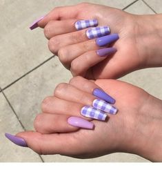Installation of acrylic or gel nails - My Nails Cute Acrylic Nail Designs, Best Acrylic Nails, Aycrlic Nails, Swag Nails, Cow Nails, Nail Manicure, Glitter Nails, Coffin Nails, Plaid Nails