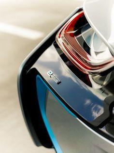 The BMW i8 Concept Spyder - eDrive
