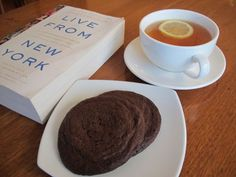 BakeBakeBake - A Baking Adventure for All! - Chocolate and Treacle Biscuits