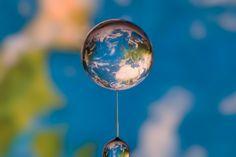 Miniature Liquid Worlds by Markus Reugels