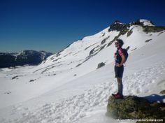 Previo al Gran trail peñalara: Entrenamiento ultra trail en cresta claveles en pleno Junio.