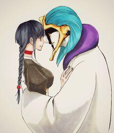 Mayuri & Nemu