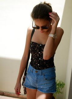 Perfect sunny day-wear