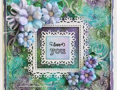 Designs by Marisa: Joy Clair - Bandana Bits Clear Stamps
