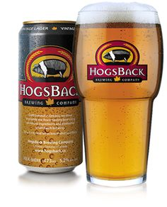 Hogsback Vintage Lager. European-inspired lager with superior flavour ...