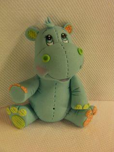 """Studio """"FONDANT DESIGN ANA"""" - Figurice za torte (fondant figures): Baby Hypo"""