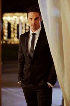 jay ryan. He would have been a good Christian grey!