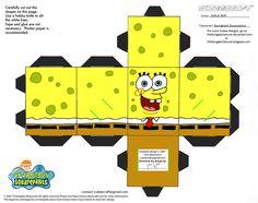 spongebob   SS: Spongebob Squarepants Cubee by TheFlyingDachshund