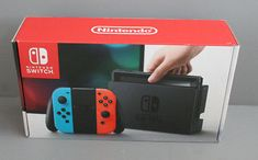 Nintendo Switch Video Game Console with extras (21444): $279.95 (0 Bids) End Date: Friday Mar-16-2018 19:33:01 PDT Bid now | Add to watch…