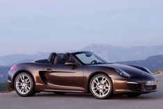 2013 Porsche Boxster unveiled with more efficiency, performance and maturity [w/video]