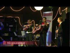 Backstage Acoustic live show @proartlab!