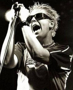 Dexter Holland the offspring- My all time fav band and fav male name. :D