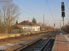 Eisenbahn-station