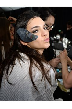 Kendall Jenner's Fashion Month Diary