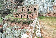 Φαράγγι Καθολικού: Ένας άγνωστος επίγειος παράδεισος #gorge #canyon #katholikoucanyon #φαραγγι #καθολικο #καθολικου #φαραγγικαθολικου Greece, Building, Travel, Greece Country, Viajes, Buildings, Destinations, Traveling, Trips