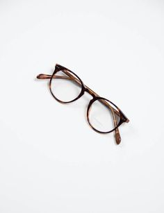 Oliver Peoples Dark Tortoise Sir O'Malley Optical Frame