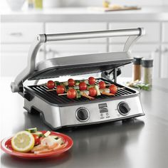 Kenmore 120 Sq. In. Indoor Grill, Silver · Electric BbqElectric GrillsBbq  ...