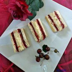 Sweet Cookies, Cherry Tart, Cake Bars, Wedding Desserts, Pinterest Recipes, No Bake Cake, Breakfast Recipes, Cheesecake, Good Food