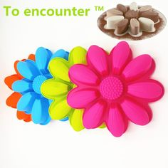 To encounter 27*5CM 185G Big and Beautiful Sunflower 3D Silicone Cake Molds Baking Tools cake decorating tool chicken recipes -- AliExpress Affiliate's buyable pin. Item can be found  on www.aliexpress.com by clicking the image
