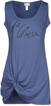 ALVIERO MARTINI 1A CLASSE EASYWEAR T-shirts - Shop for women's T-shirt - Blue T-shirt