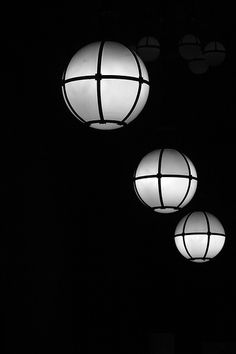 three lights in Union Station by uBookworm,