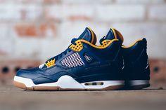 "Air Jordan 4 Retro ""Dunk from Above"" (Detailed Pics & Release Date) - EU Kicks: Sneaker Magazine"