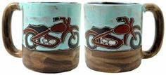 Motorcycles Mara Mug (16 oz) Made in Mexico - Microwave and Dishwasher Safe