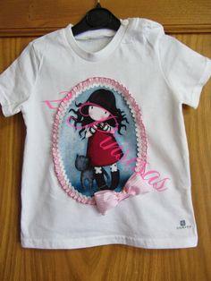 camiseta Gorjuss
