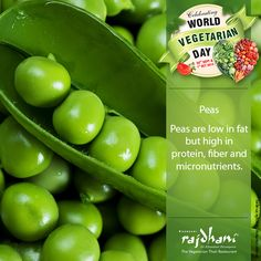 Fresh peas are often eaten boiled and seasoned with spices and eaten as a side dish.