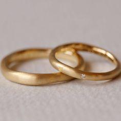 年を重ねてもかっこよく着けられるリングを  [marriage,wedding,ring,bridal,K18,マリッジリング,結婚指輪,オーダーメイド,ウエディング,ith,イズマリッジ]