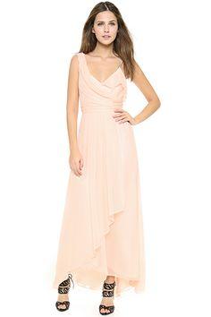 Jill Jill Stuart One Shoulder Dress, 428.00, available at Shopbop.