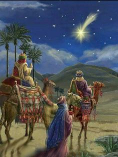 The Star of Bethlehem.The three wise men Christmas Jesus, Christmas Nativity Scene, Meaning Of Christmas, Christmas Scenes, Christmas Pictures, Christmas Holidays, Merry Christmas, Nativity Scenes, The Nativity