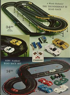healthy snacks on the go for kids free online printable Slot Car Race Track, Slot Car Sets, Ho Slot Cars, Slot Car Racing, Slot Car Tracks, Retro Toys, Vintage Toys, 1970s Toys, Retro Advertising