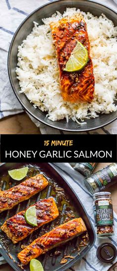This 15-minute grilled honey garlic salmon is perfect for days when you crave a fancy meal but don't want to pay for it or spend hours making it. It is so finger-licking good that you'll imagine you are in an upscale restaurant enjoying a gourmet meal. Th