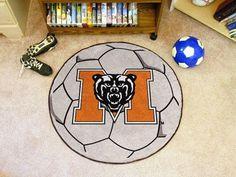 Mercer University Soccer Ball