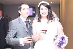 Jess & James' wedding on the 2nd January 2016