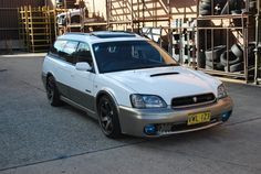 Cool Subaru Legacy Outback...thats my shit right there
