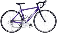 Purple Trek 16-speed bicycle | ... gigi women specific road bikes click on bike to view a larger photo