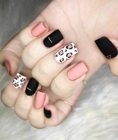 Feather Nails, Romantic Nails, Nail Drawing, Leopard Print Nails, Sassy Nails, Pretty Nail Art, Long Acrylic Nails, Stylish Nails, French Nails